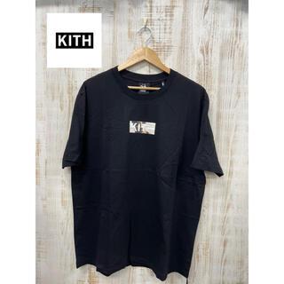 キース(KEITH)のKITH キース ゴットファザー Tシャツ 半袖 ボックス プリント BLACK(Tシャツ/カットソー(半袖/袖なし))