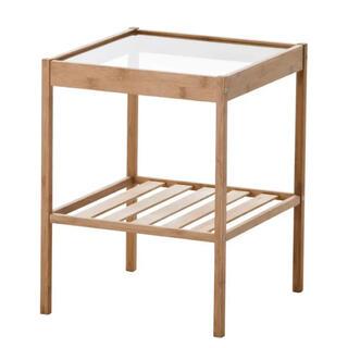 IKEA - 大人気商品IKEA(イケア  )ベッドサイドテーブル NESNA ネスナ