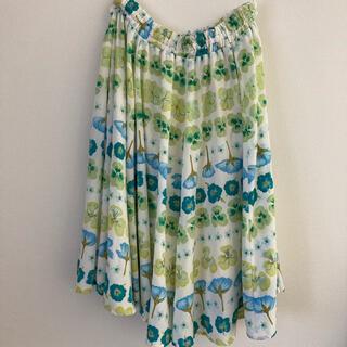 エージーバイアクアガール(AG by aquagirl)のアクアガール スカート(ひざ丈スカート)