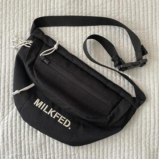 ミルクフェド(MILKFED.)のmilkfed ボディバッグ(ボディバッグ/ウエストポーチ)