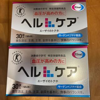 エーザイ(Eisai)のエーザイ ヘルケア 4粒×30袋入 2箱(その他)