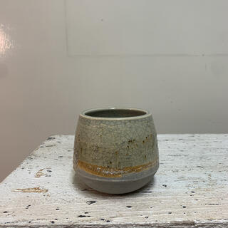 ●Trapezoid POT -sand beige- No.275(プランター)