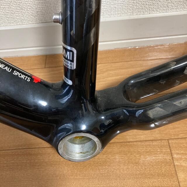 LOUIS GARNEAU(ルイガノ)のカーボンフレーム LOUIS GARNEA RC30 送料込み! スポーツ/アウトドアの自転車(パーツ)の商品写真