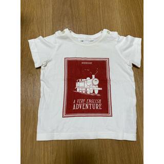 バーバリー(BURBERRY)のバーバリー(Burberry) Tシャツ 12M 80(Tシャツ)