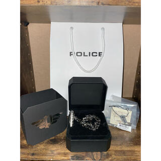 ポリス(POLICE)のPOLICE ネックレス 美品(ネックレス)