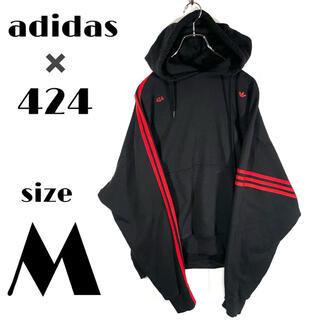 アディダス(adidas)の(M)424 X ADIDAS CONSORTIUM VOCAL HOODIE(パーカー)