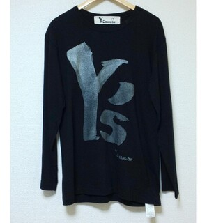 ヨウジヤマモト(Yohji Yamamoto)のY's BANG ON ワイズバングオン ヨウジヤマモト ロンT(Tシャツ/カットソー(七分/長袖))