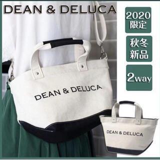 ディーンアンドデルーカ(DEAN & DELUCA)のDEAN&DELUCA ショルダーバッグ キャンバストート 2way(ショルダーバッグ)