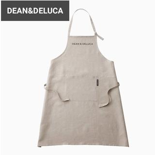 ディーンアンドデルーカ(DEAN & DELUCA)の新品 ディーンアンドデルーカ  DEAN & DELUCA エプロン(収納/キッチン雑貨)