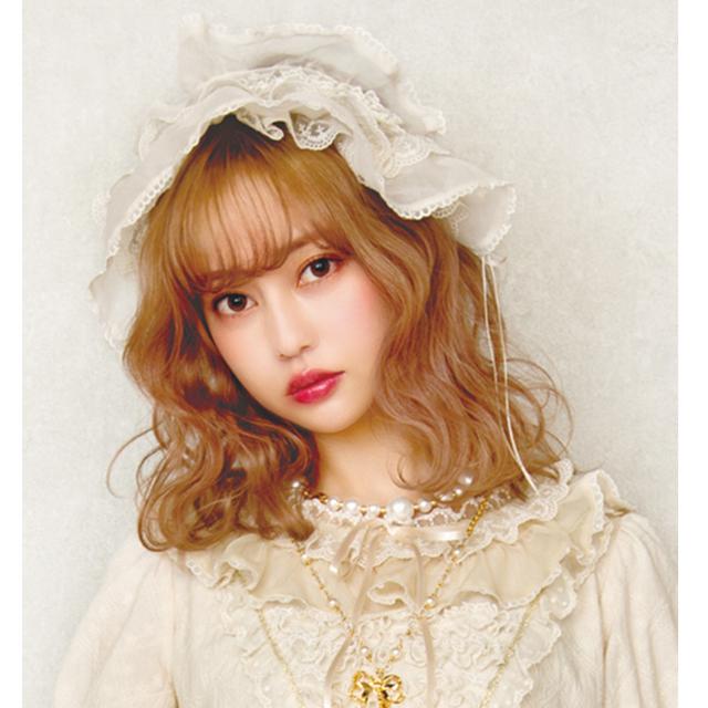 Angelic Pretty(アンジェリックプリティー)のAngelic Pretty ヘッドドレス カチューシャ レディースのヘアアクセサリー(カチューシャ)の商品写真