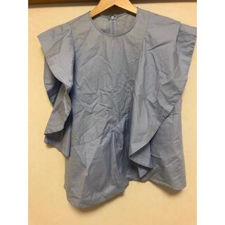 ルシェルブルー(LE CIEL BLEU)のLE CIEL BLUEレディース ブラウス(シャツ/ブラウス(半袖/袖なし))