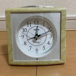 カシオ(CASIO)の目覚まし時計 CACIO(置時計)