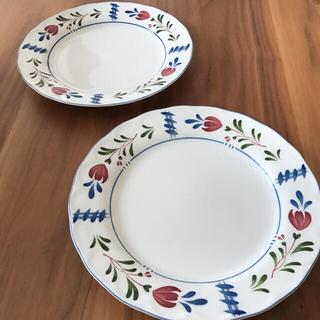ニッコー(NIKKO)のニッコー NIKKO 皿 2枚セット(26cm)(食器)