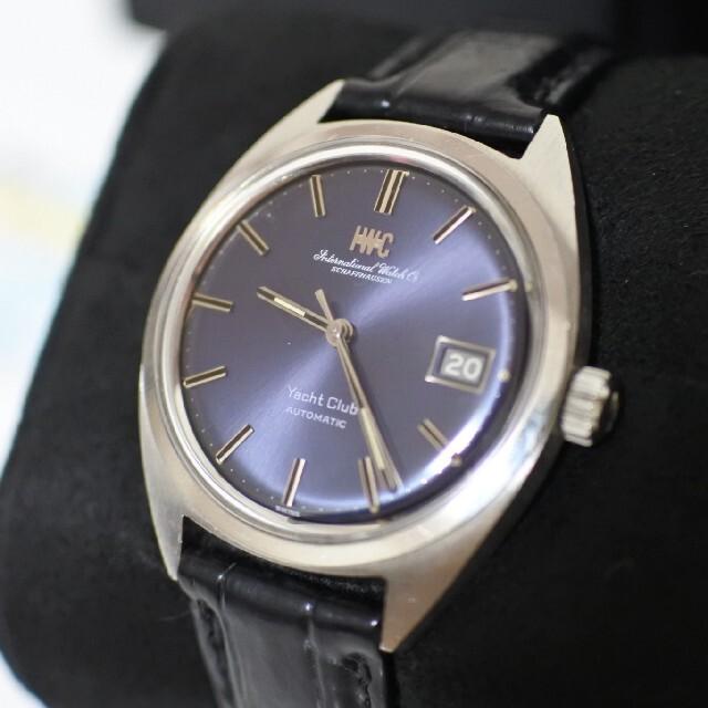IWC(インターナショナルウォッチカンパニー)のIWC ヨットクラブ Yacht Club  メンズの時計(腕時計(アナログ))の商品写真