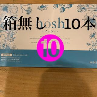 ノッシ(NOSH)のノッシュ 10本(口臭防止/エチケット用品)