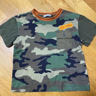 ドルチェアンドガッバーナ(DOLCE&GABBANA)のドルチェ&ガッバーナ Tシャツ ドルガバ(Tシャツ/カットソー)