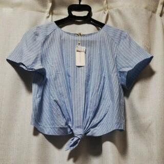 スコットクラブ(SCOT CLUB)のブラウス  シャツ  半袖シャツ  トップス  新品  SCOTCLUB(シャツ/ブラウス(半袖/袖なし))