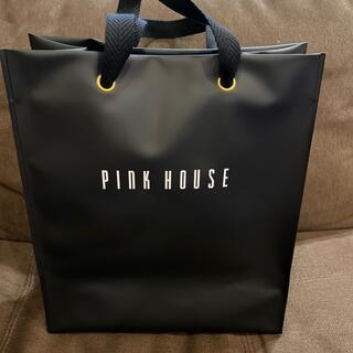 ピンクハウス(PINK HOUSE)のピンクハウス♡ビニールバック定価5,280円新品未使用タグ付き(トートバッグ)