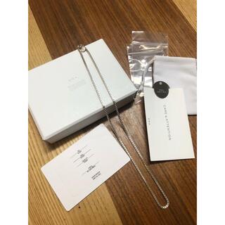 コモリ(COMOLI)のERA.  イーラ SL002 TWNKL NECKLESS 2.0 ショート(ネックレス)