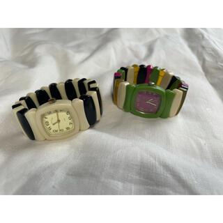 ユナイテッドアローズ(UNITED ARROWS)のタイムウィルテル 時計 レディース (腕時計)