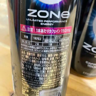 ZONE エナジードリンク 10本セット(ソフトドリンク)