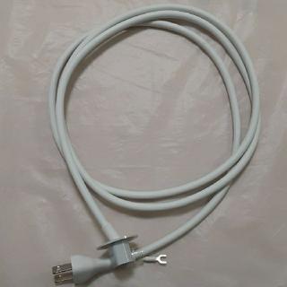 アップル(Apple)のAppleMAC用の電源ケーブル(PCパーツ)