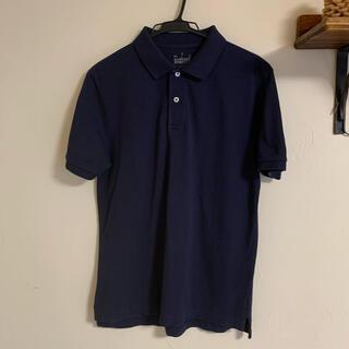 ムジルシリョウヒン(MUJI (無印良品))の無印良品 ポロシャツ ネイビー メンズ(ポロシャツ)