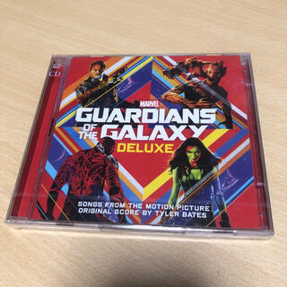 Guardians of the Galaxy: Deluxe Edition(映画音楽)