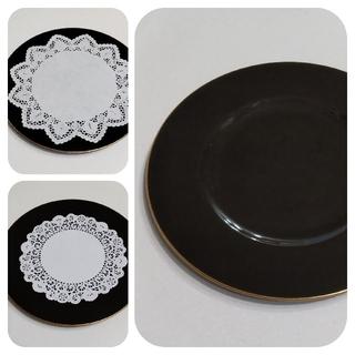 ニッコー(NIKKO)の洋食器 大皿 アンダープレート(食器)