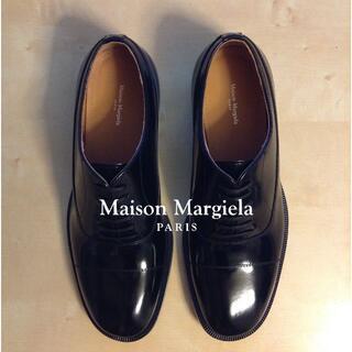 マルタンマルジェラ(Maison Martin Margiela)の新品 40 定価12.6万 マルジェラ 21ss レースアップシューズ 1197(ドレス/ビジネス)