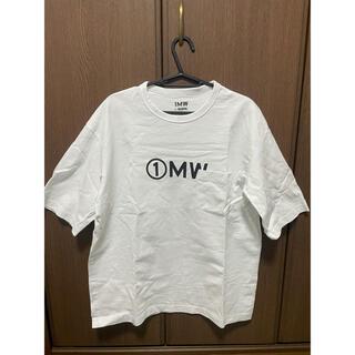 ソフ(SOPH)のgu soph コラボ Tシャツ サイズM 白 ソフ soph 値下げ中(Tシャツ/カットソー(半袖/袖なし))