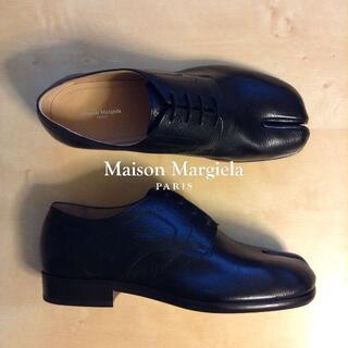 マルタンマルジェラ(Maison Martin Margiela)の新品 41 マルジェラ 20aw タビレースアップシューズ 9872(ドレス/ビジネス)