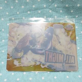 バンダイナムコエンターテインメント(BANDAI NAMCO Entertainment)のヒロアカ ナムコ キャンペーン クリアカードシール 前半 オールマイト(カード)
