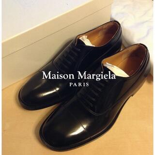 マルタンマルジェラ(Maison Martin Margiela)の新品 41 定価12.6万 マルジェラ21ss レースアップシューズ 1198(ドレス/ビジネス)
