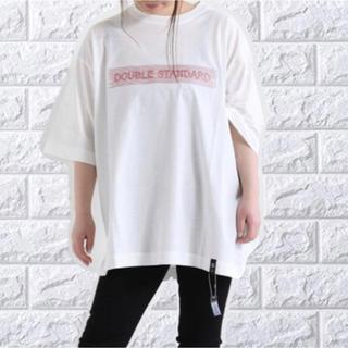 ダブルスタンダードクロージング(DOUBLE STANDARD CLOTHING)のダブルスタンダードクロージング ラスティック天竺 ビッグTシャツ (Tシャツ(半袖/袖なし))