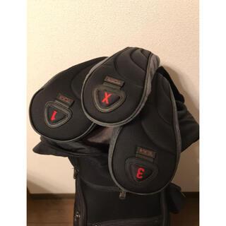 TUMI トゥミ ヘッドカバー ゴルフ ブラック