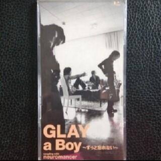 【送料無料】8cm CD♪GLAY♪a Boy~ずっと忘れない~♪(ポップス/ロック(邦楽))