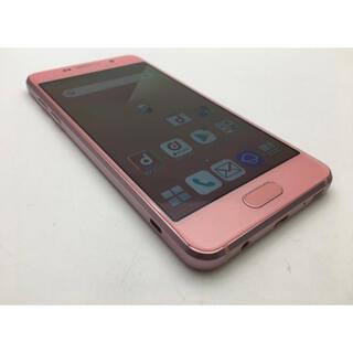 ギャラクシー(Galaxy)のGalaxy Feel Pink 32 GB docomoSIMロック解除済(スマートフォン本体)
