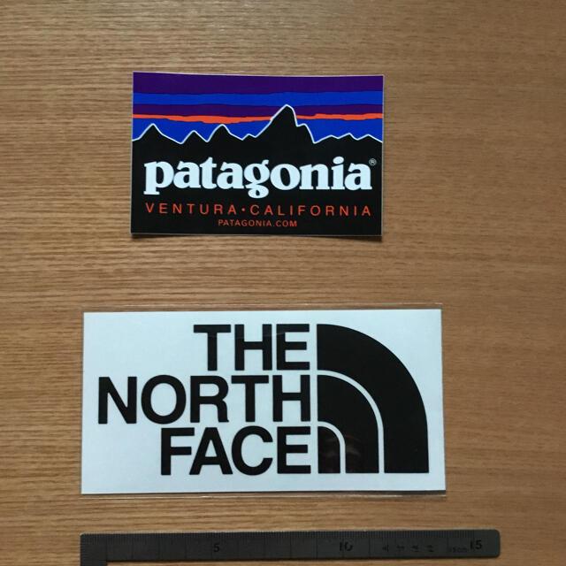 THE NORTH FACE(ザノースフェイス)のステッカーセット メンズのファッション小物(その他)の商品写真