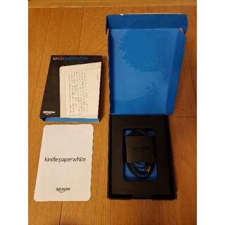 アップル(Apple)のAmazon Kindle Paperwhite付属品&空箱(電子ブックリーダー)