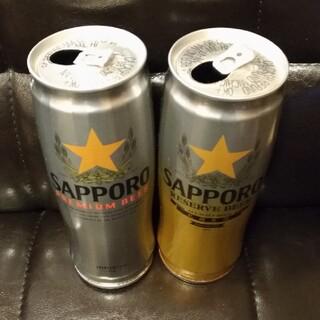 サッポロ(サッポロ)のサッポロビール 缶 札幌(その他)
