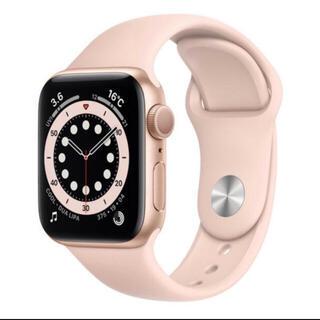 アップルウォッチ(Apple Watch)のApple Watch6 44mm(GPS+cellular)(スマートフォン本体)