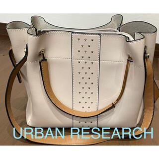 アーバンリサーチ(URBAN RESEARCH)のアーバンリサーチ 肩掛けバック(ハンドバッグ)