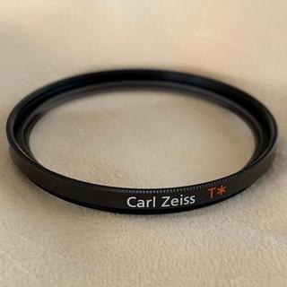 SONY - ソニー Carl Zeiss 49mm VF-49MPAM レンズプロテクター