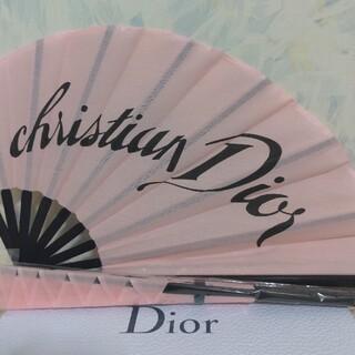 ディオール(Dior)のDior 扇子×2(その他)