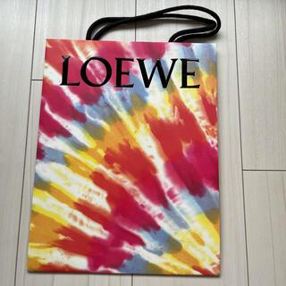 【スペイン限定】LOEWE ロエベ ショッパー(ショップ袋)