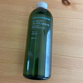 ムジルシリョウヒン(MUJI (無印良品))の無印良品 インテリアフレグランスオイル グリーン250ml(その他)
