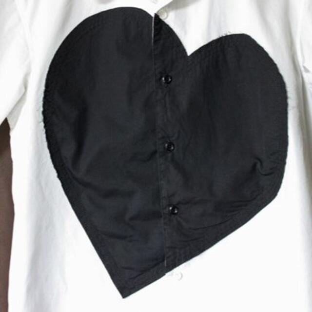MILKBOY(ミルクボーイ)のMILKBOY(ミルクボーイ) 半袖 ハート シャツ メンズのトップス(シャツ)の商品写真