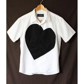 ミルクボーイ(MILKBOY)のMILKBOY(ミルクボーイ) 半袖 ハート シャツ(シャツ)