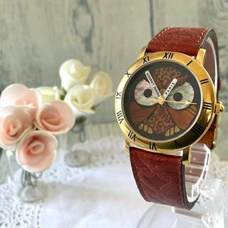 Pierre Lannier - 【希少】Pierre Lannier ピエールラニエ 腕時計 フクロウ